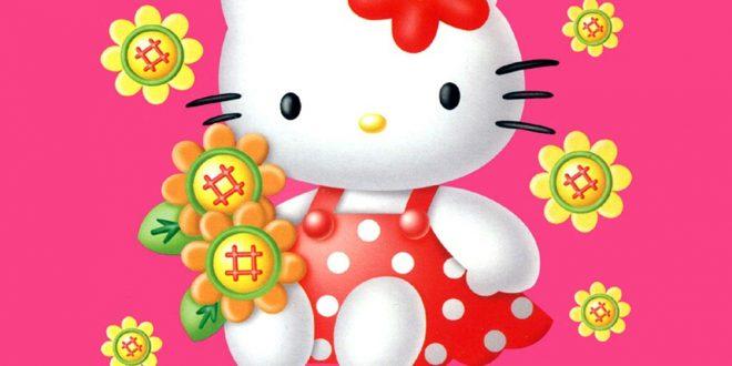 صورة صور لولو كاتي , القطة البيضة الدلوعة صديقة الاطفال