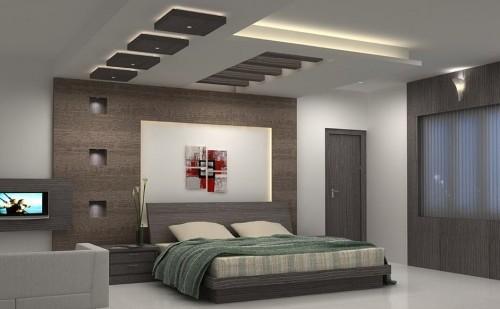 بالصور ديكور جبس غرف نوم كويتية , تشكية غرف كويتية فخمة 173 6