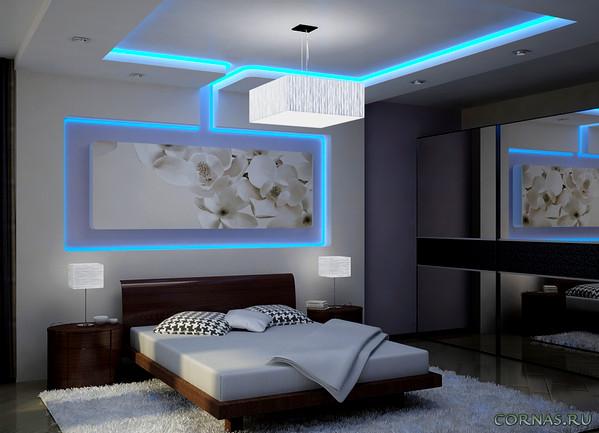 بالصور ديكور جبس غرف نوم كويتية , تشكية غرف كويتية فخمة 173 7