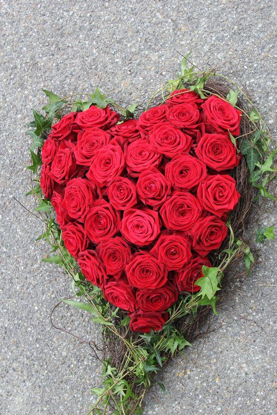 بالصور صوره ورده حمراء , اجمل باقات زهور للماسنجر 186 10