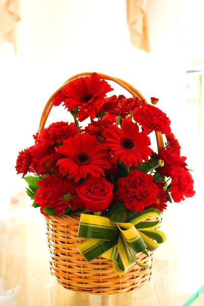 بالصور صوره ورده حمراء , اجمل باقات زهور للماسنجر 186 4