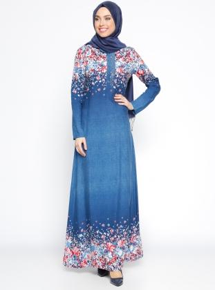 بالصور حجابات مخيطة جزائرية 2019 , جلباب و سلبتة جينز للفتيات 198 6