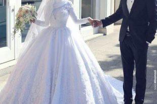 صوره فساتين اعراس جزائرية , اروع تصميمات في الزفاف