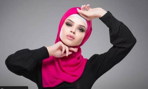 صوره اخطاء تقع بها المحجبات , بالخطوات كيفية تنسيق حجابك
