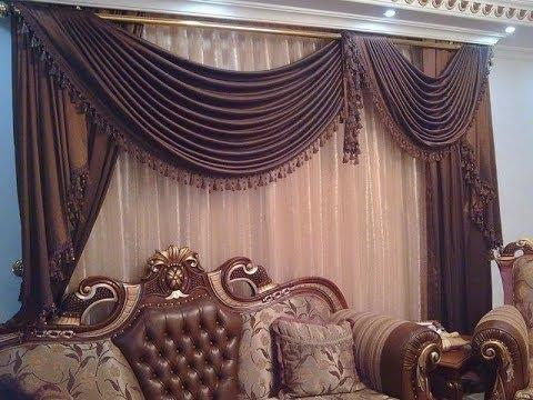 بالصور صور ستائر غرف نوم , ستائر علي الموضة 2108 1007 8