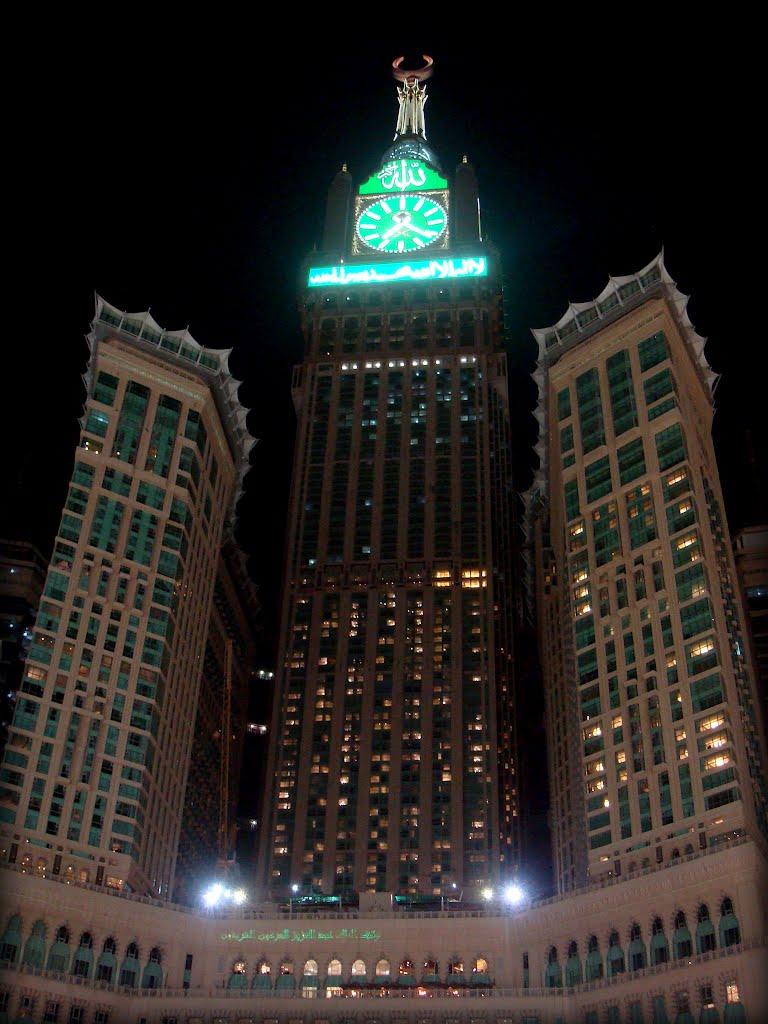 بالصور صور ساعة مكة , اجمل الصور لاكبر ساعة ببرج 1027 5