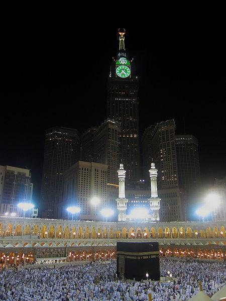 بالصور صور ساعة مكة , اجمل الصور لاكبر ساعة ببرج 1027 7
