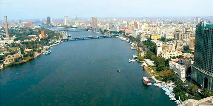 صورة صور نهر النيل , صور لاطول انهار العالم