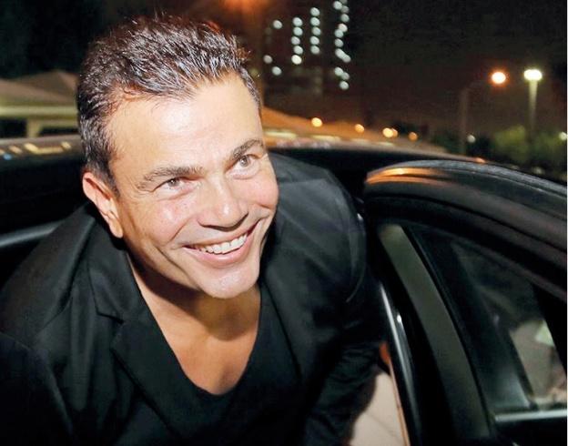 صور صور عمرو دياب , اجدد طلة للمطرب عمر دياب