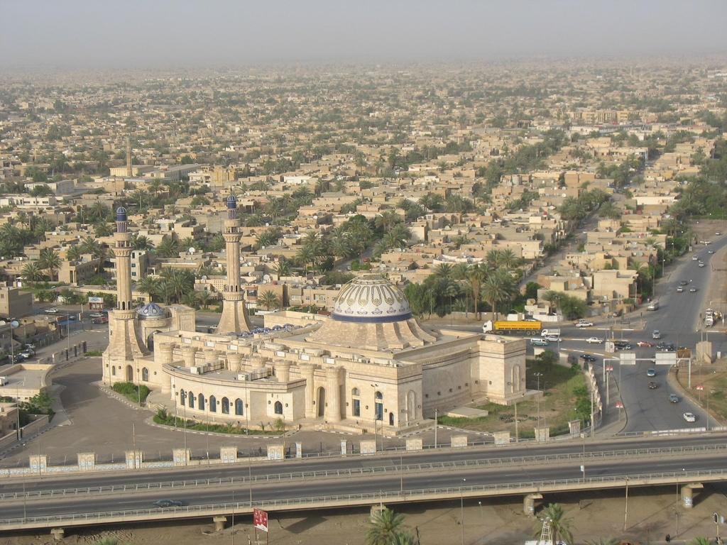 صورة معلومات عن بغداد عاصمة العراق