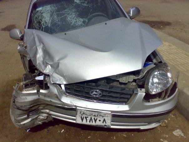 بالصور صور حوادث سيارات , صورة سيارات مدمرة من حوادث الطرق 1228 1