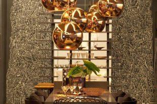 صورة صور طاولة طعام , اجمل ديكور غرف سفرة مودرن