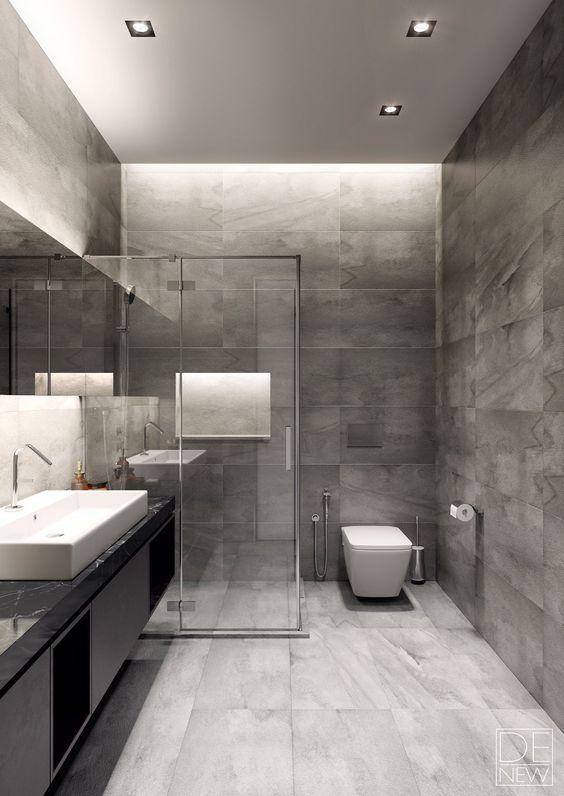 صور صور حمام , ديكورات عصرية وفخمة للمساحات الواسعة