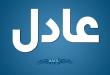 صور صور اسم عادل , خلفيات مكتوبة عليها اسم ولد Adil