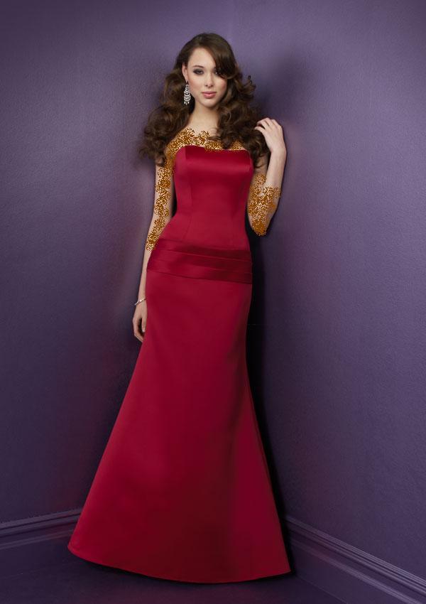 بالصور صور اجمل فساتين سهرة , اشيك فستان للبنات 1446 3