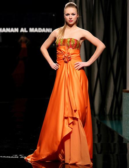 بالصور صور اجمل فساتين سهرة , اشيك فستان للبنات 1446 6