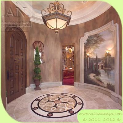 بالصور صور مداخل فلل , اجمل مدخل للفيلات 1451 9