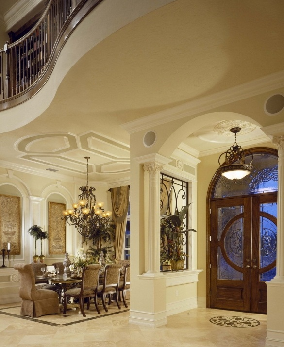 صورة صور مداخل فلل , اجمل مدخل للفيلات