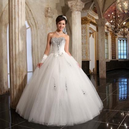 صورة صور اجمل فساتين زفاف , اجمل استايل فساتين