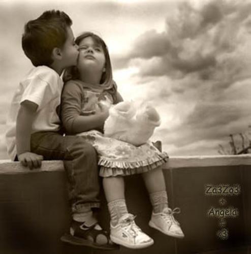 بالصور صور رومانسيه للاطفال , اجمل اطفال نايس 1675 2