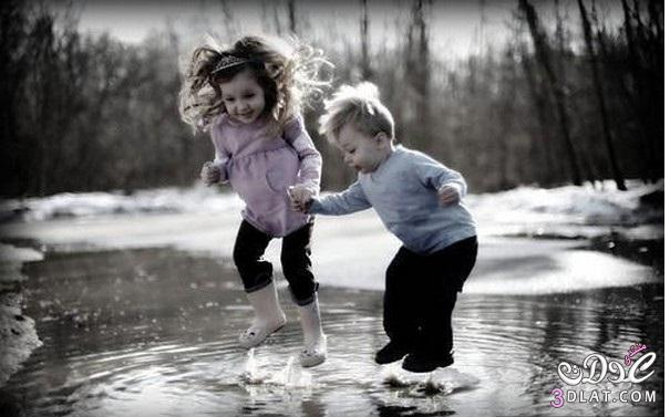 بالصور صور رومانسيه للاطفال , اجمل اطفال نايس 1675 4