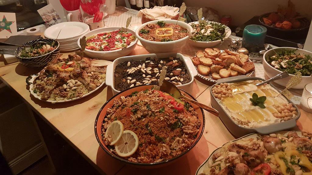 بالصور صور مائدة طعام , افكار ل مائده الطعام 1676 2