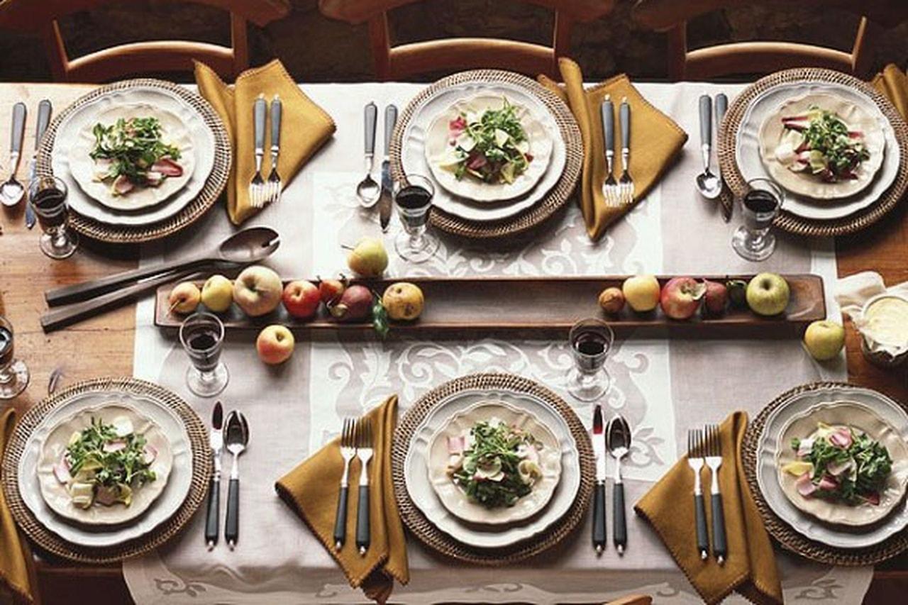 بالصور صور مائدة طعام , افكار ل مائده الطعام 1676 3