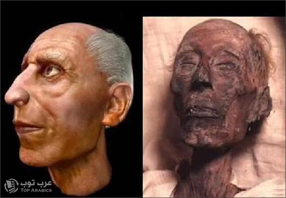 بالصور صور فرعون , جثه فرعون 1729 2