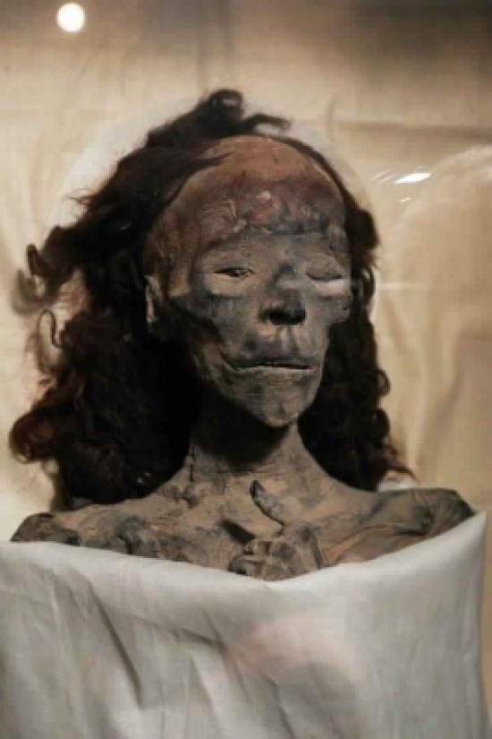 بالصور صور فرعون , جثه فرعون 1729 5