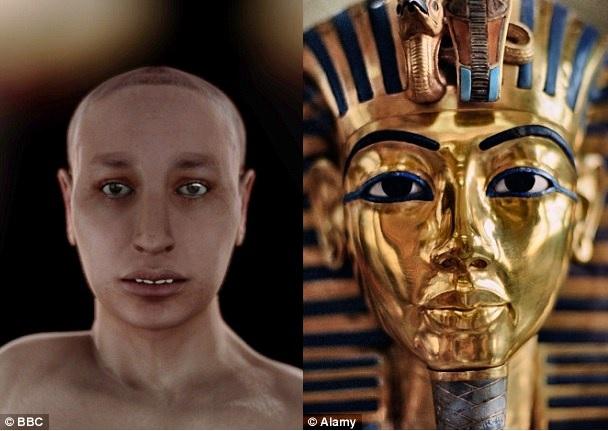 بالصور صور فرعون , جثه فرعون 1729 8
