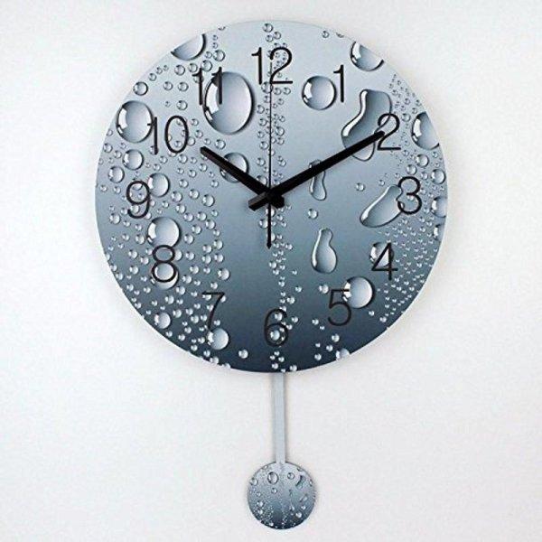 بالصور صور ساعات حائط , ساعات للحائط شيك 1742 6