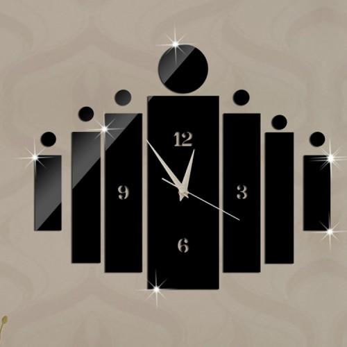 بالصور صور ساعات حائط , ساعات للحائط شيك 1742 8
