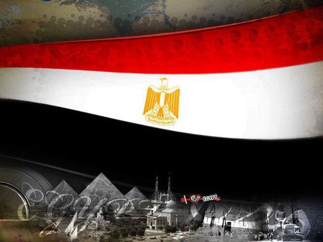 بالصور صور لعلم مصر , تصاميم جميله لعلم مصر 1743 3
