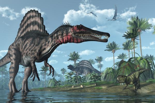 بالصور صور ديناصورات , صور ديناصور ضخم 1904