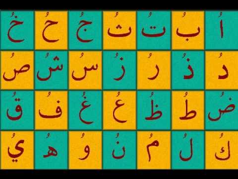 بالصور صور الحروف العربية , صور حروف للاطفال 1907 2