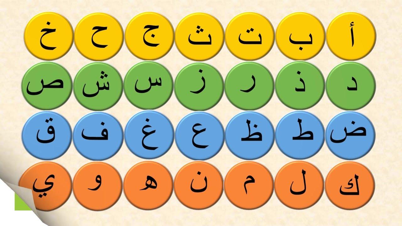 بالصور صور الحروف العربية , صور حروف للاطفال 1907 8
