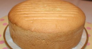 كيكة اسفنجية طريقة عمل الكيكة الاسفنجية الجديدة