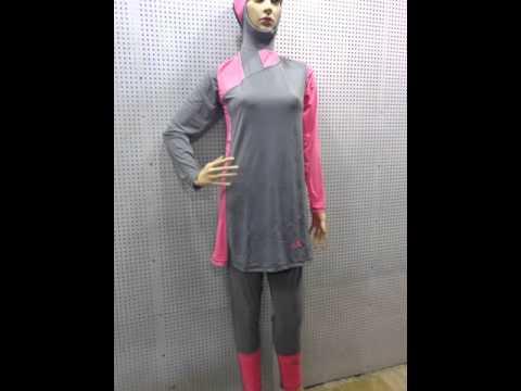 بالصور ملابس سبورت للمحجبات 2019 ملابس محجبات اخر موضه احدث ملابس المحجبات ازياء محجبات روعه 2019 300 2
