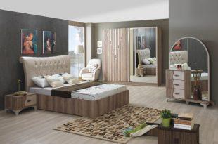 صورة غرف نوم مودرن كاملة بالدولاب 2020 غرف نوم كبار 2020 غرف نوم نيو كلاسيك 2020