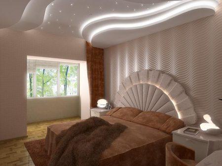 ديكور جبس غرف نوم كلاسيك , تصاميم جبسن بورد ٢٠١٨