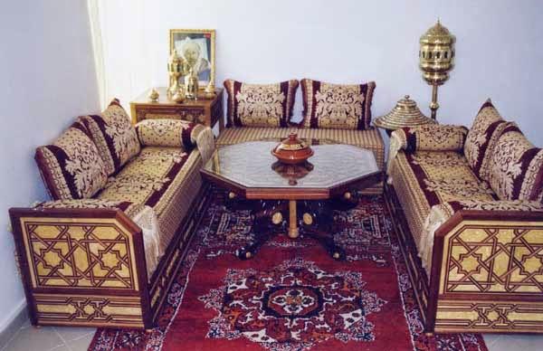 صورة ديكور منازل جزائرية , ديكورات من التراث القديم