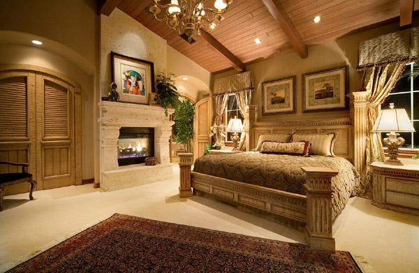 بالصور غرف نوم انيقه , اجمل غرف نوم فخمة وجذابة 3211 5