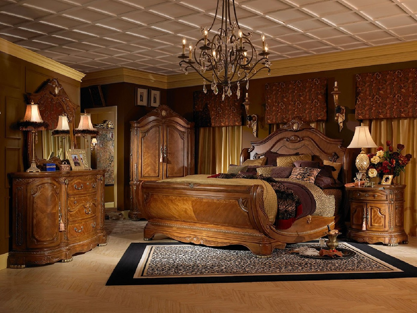 بالصور غرف نوم انيقه , اجمل غرف نوم فخمة وجذابة 3211 9