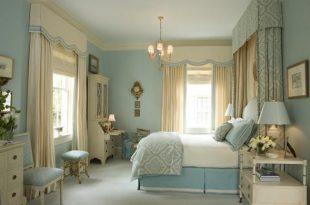 صورة غرف نوم كلاسيك للعرسان , احدث تصاميم ٢٠١٨ لغرف النوم