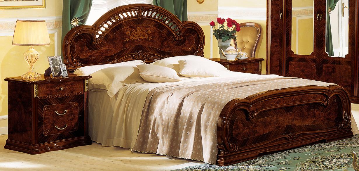 غرف نوم كلاسيك للعرسان , احدث تصاميم ٢٠١٨ لغرف النوم
