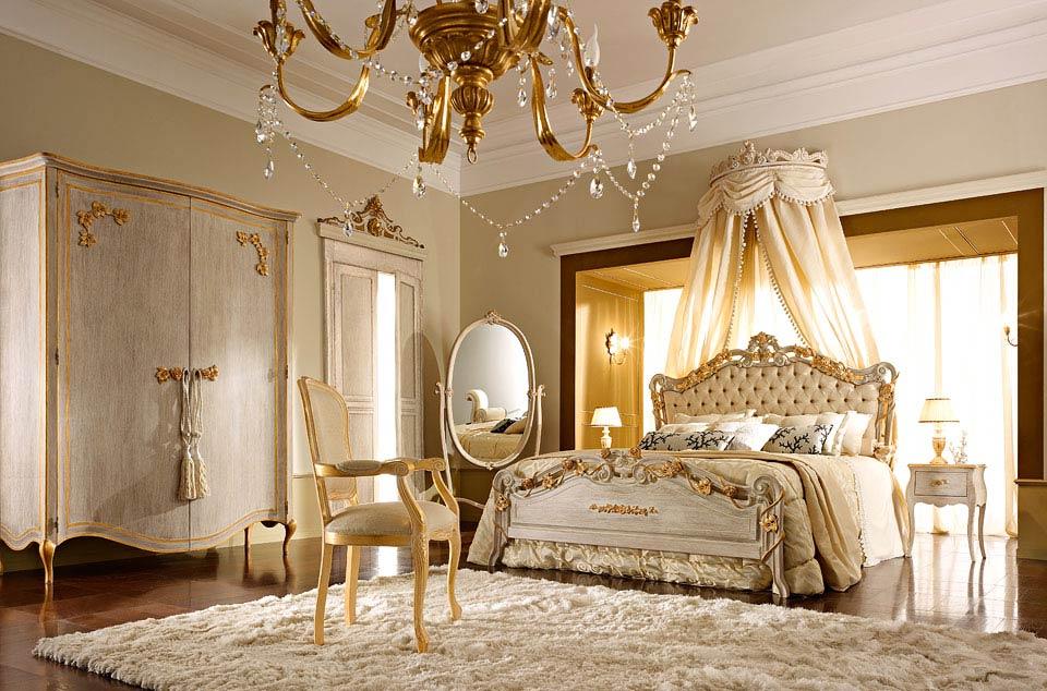 بالصور اجمل تصاميم غرف النوم , غرف نوم باللون الذهبي 3217 5