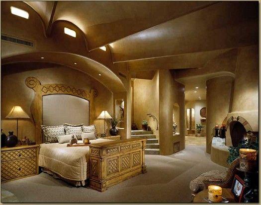 بالصور اجمل تصاميم غرف النوم , غرف نوم باللون الذهبي 3217 6