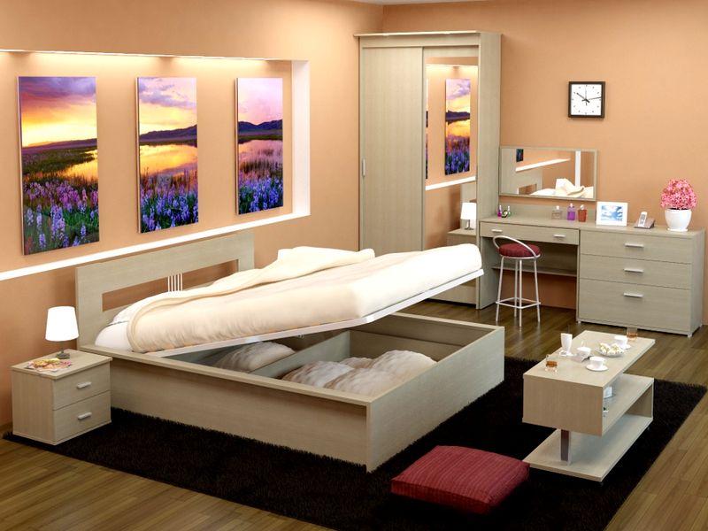 صورة غرف نوم عرسان , غرف نوم تجمع بين التصميم الكلاسيكي والمودرن