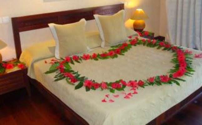 بالصور غرف نوم للعرسان رومانسية , كيفية تزيين غرف النوم بشكل رومانسي 3223 9