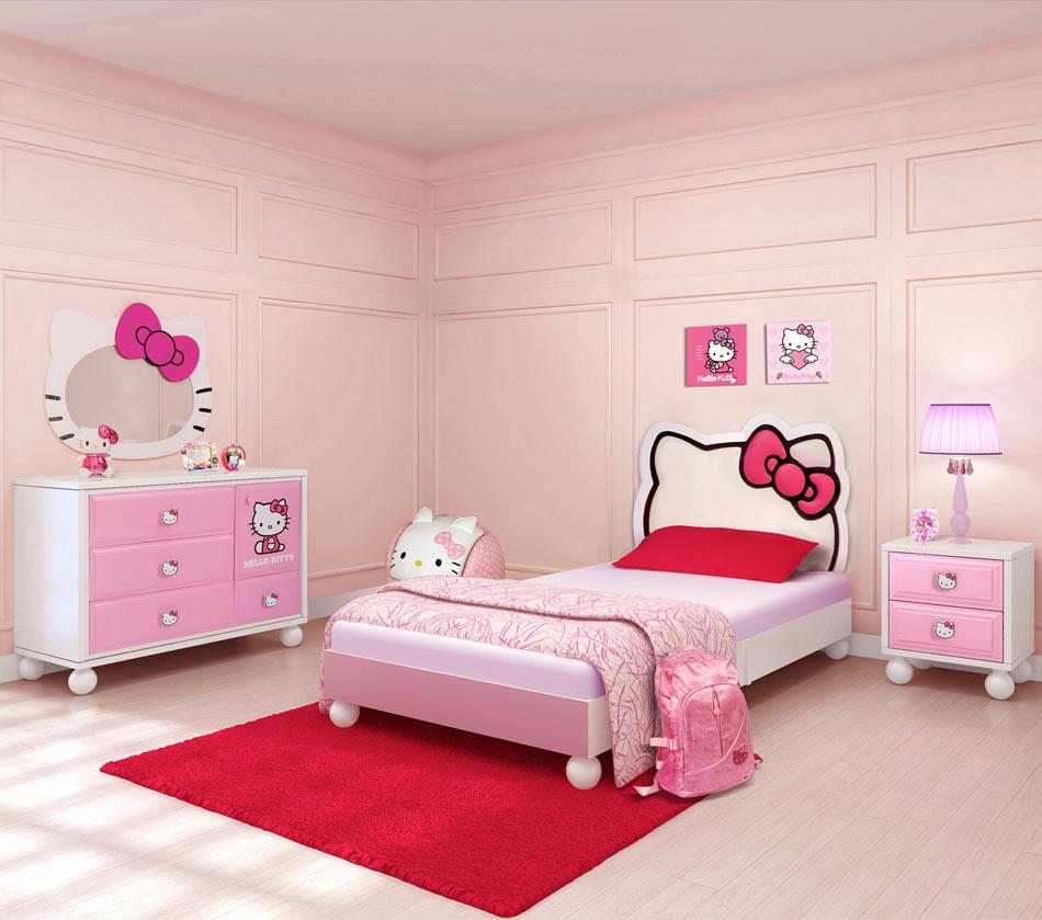 غرف بنات صغار , تصاميم غرف اطفال